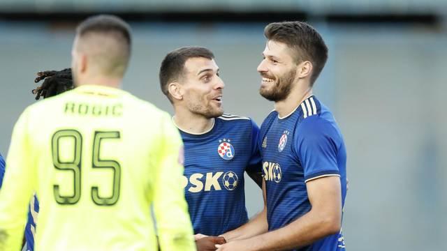 Zagreb: U 8. kolu HT Prve lige na Maksimiru se sastali Dinamo i Šibenik