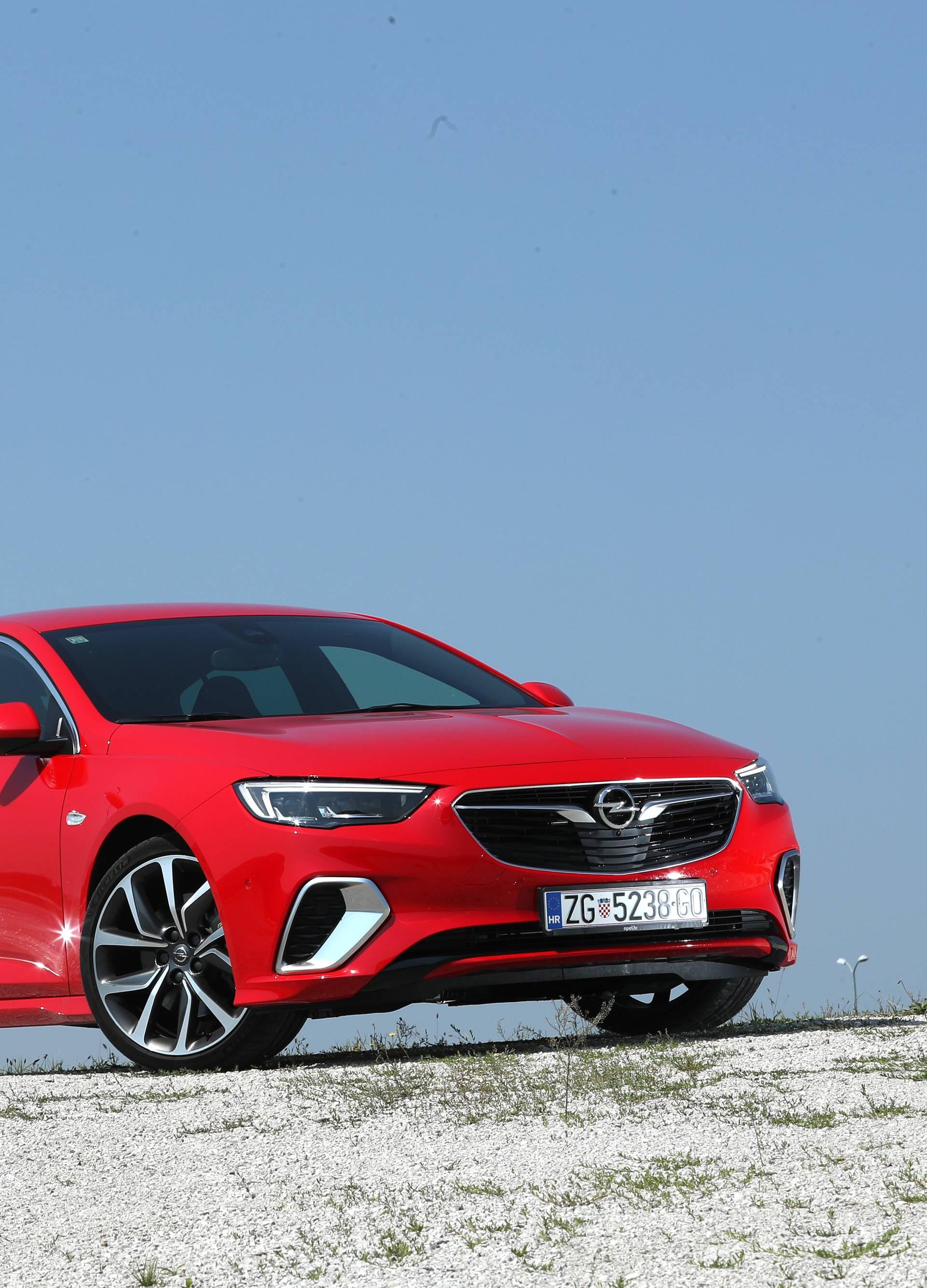 Opel Insignia GSi: Povratak slavnog imena u velikom stilu