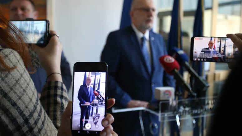 Božinović nakon trostrukog ubojstva: 'Split je siguran grad'