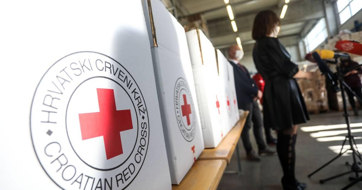 Crveni križ započinje isplaćivati novčanu pomoć na Banovini