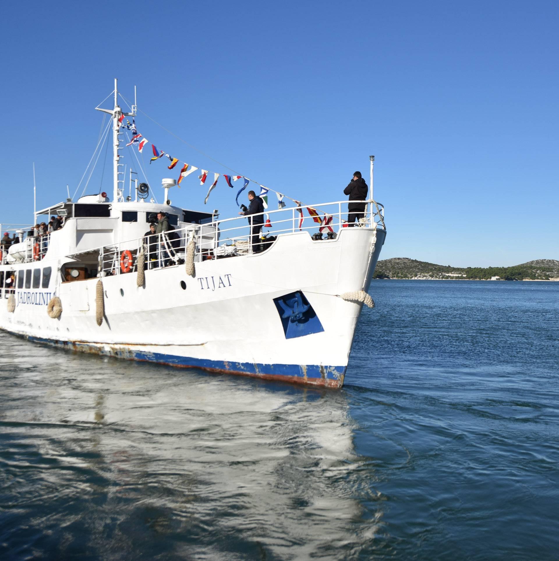 Istraga protiv kapetana zbog sudara sa teretnim brodom