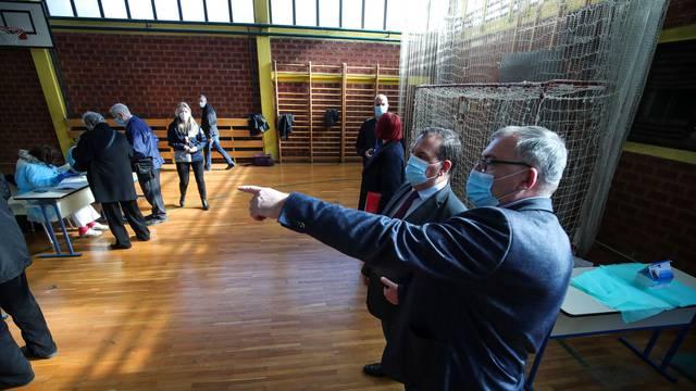 'Kontaktni sportovi slobodno se treniraju, ne i igraju. U Hajduku potvrđena dva britanska soja'