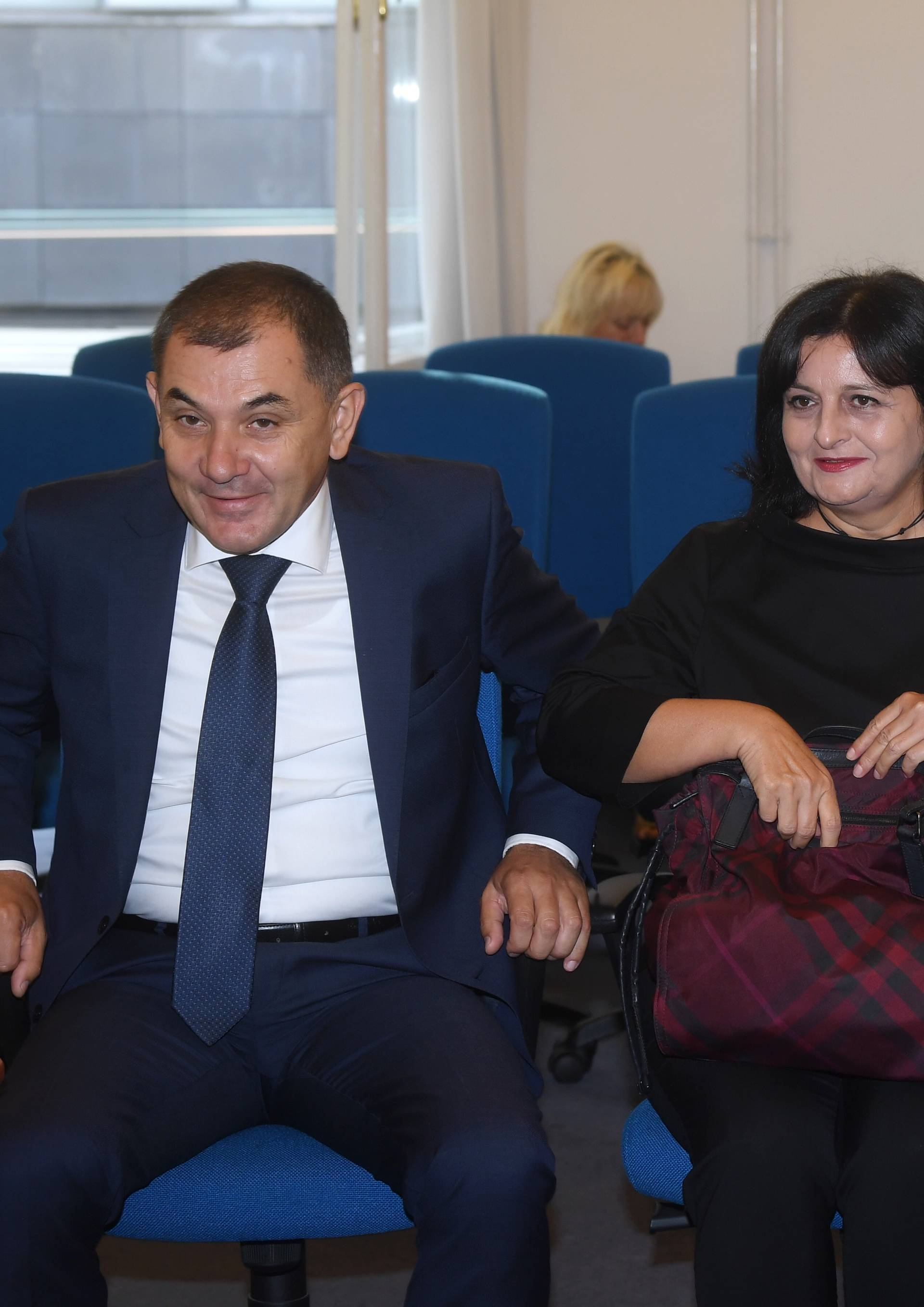 Zagreb: Započelo suđenje Milanu Bandiću, Ivici Lovriću i Zdenki Palac u predmetu štandovi
