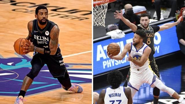Hornetsi zaustavili Duranta i Irvinga, GSW-u prva pobjeda