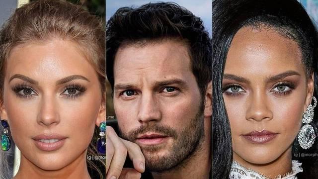 Spojio lica poznatih: Možete li prepoznati tko je s kim u paru?