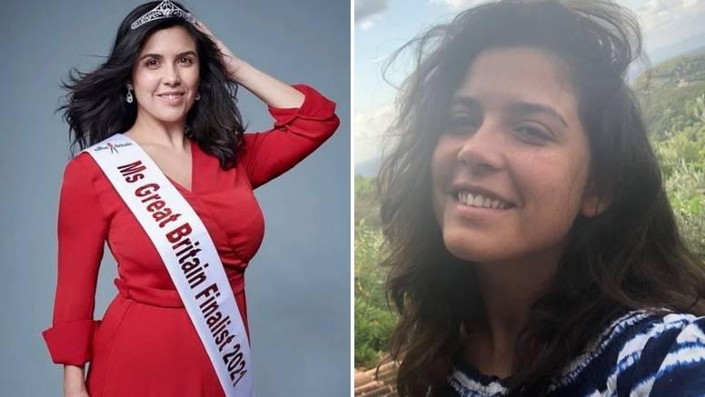Pred žiri Izbora za Miss Velike Britanije ide bez trunke šminke: 'Želim osnažiti druge djevojke'
