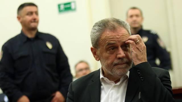 Zagreb: SuÄ?enje za aferu Agram na ??upanijskom sudu