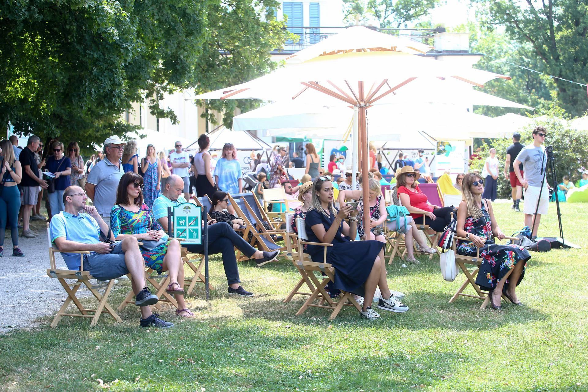 U Parku Maksimir održan je Festival zdravlja