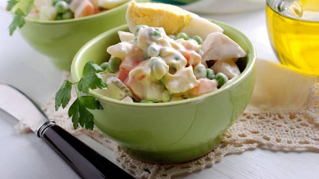 Francuska salata stoji i do tri dana, a sarma može do četiri