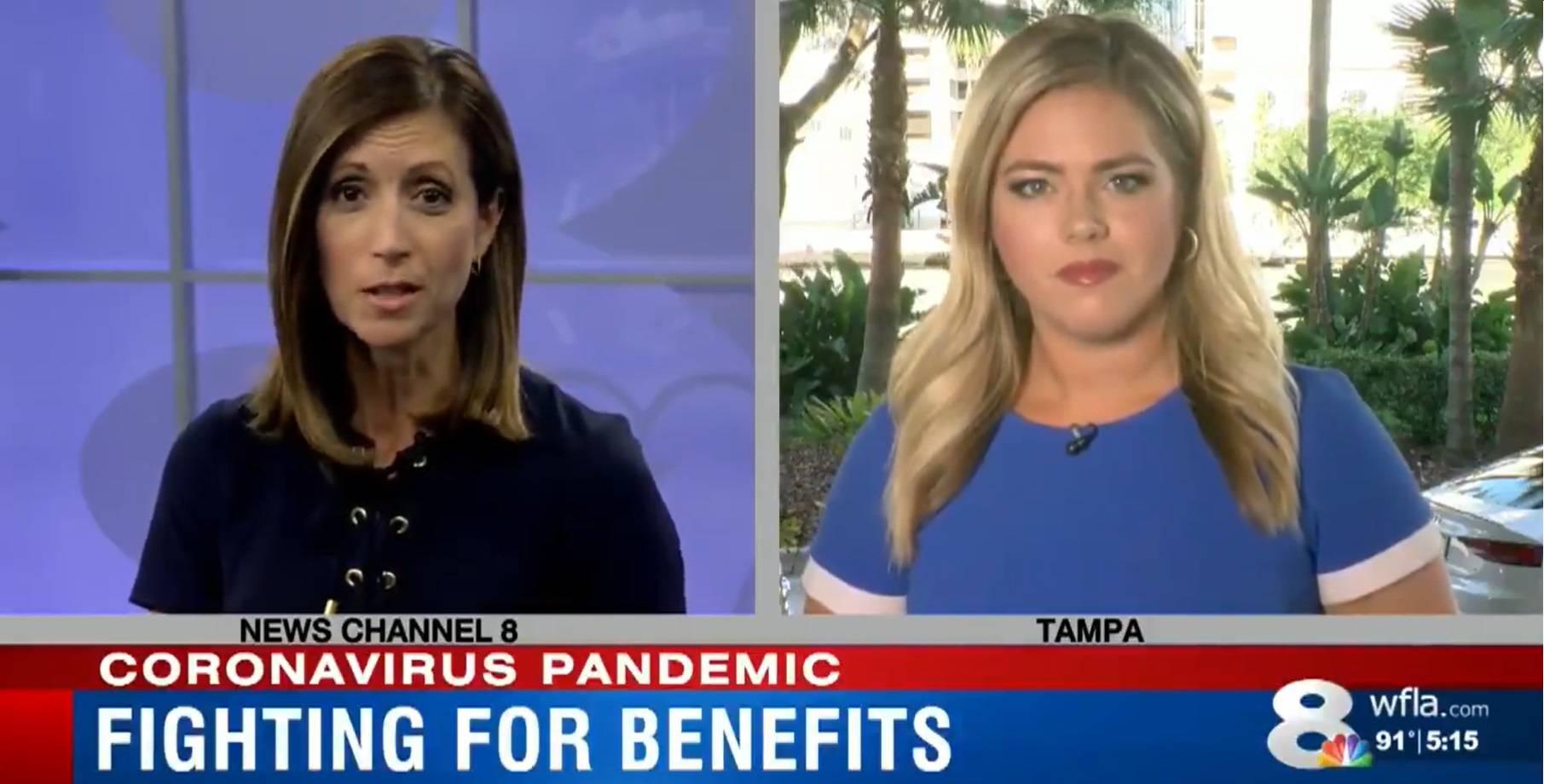 Gledateljica uočila kvržicu na novinarki pa joj poslala mail upozorenja da možda ima rak...