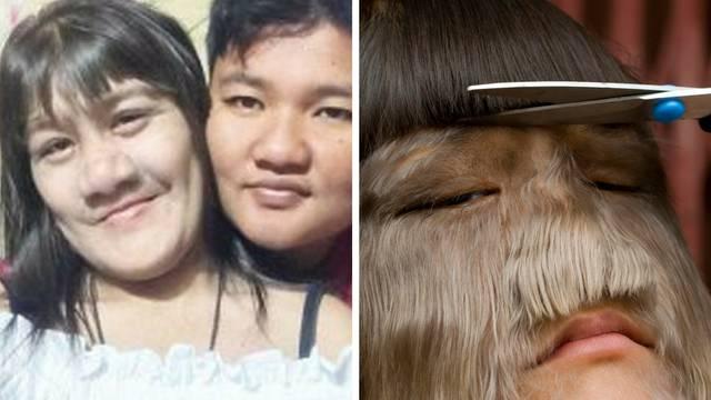Djevojka vukodlak obrijala sve dlake: Pokazala svoje pravo lice