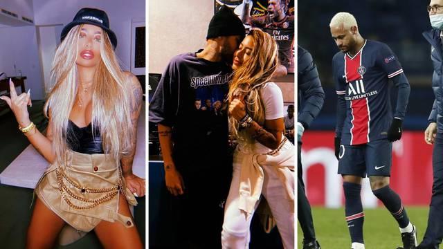Ništa novo: Neymar ozlijeđen, a sestrin rođendan je jako blizu...