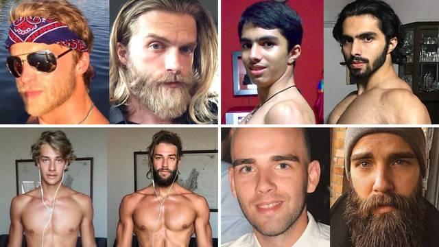 Pogledajte 14 momaka sa i bez brade, koji 'look' im bolje stoji?