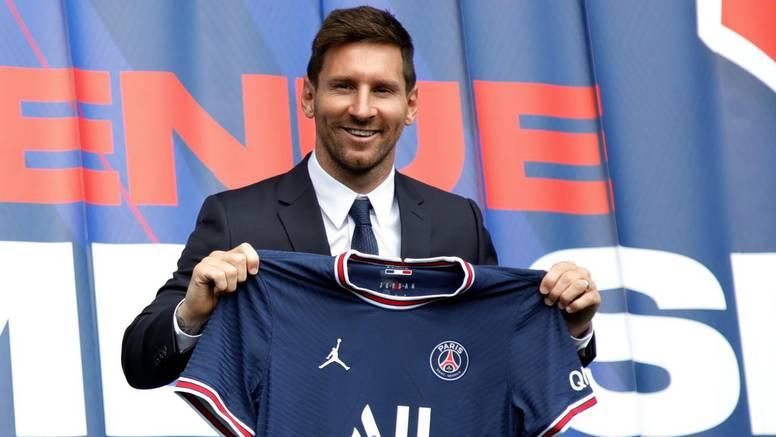 Messi: Teško mi je bilo otići iz Barcelone nakon toliko godina, ali sada uživamo ovdje u Parizu