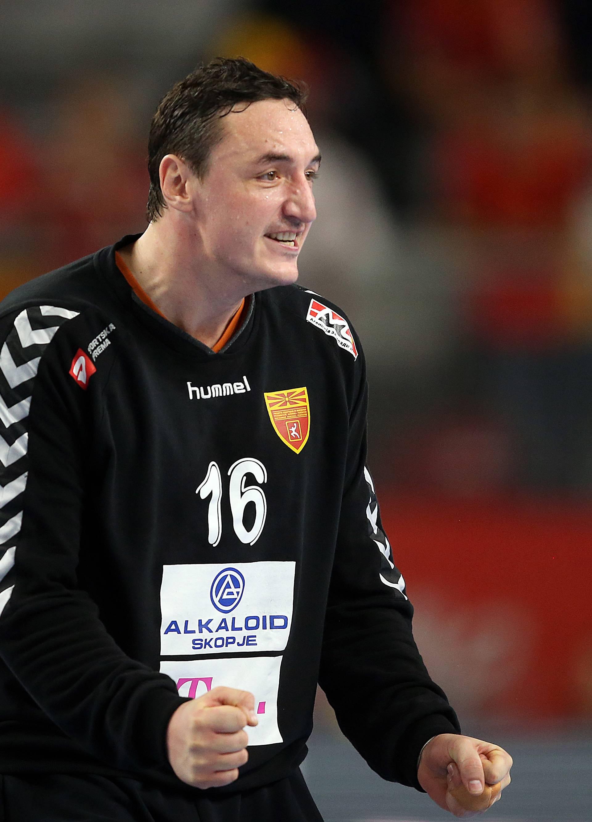 EHF EURO, Makedonija - Ceska