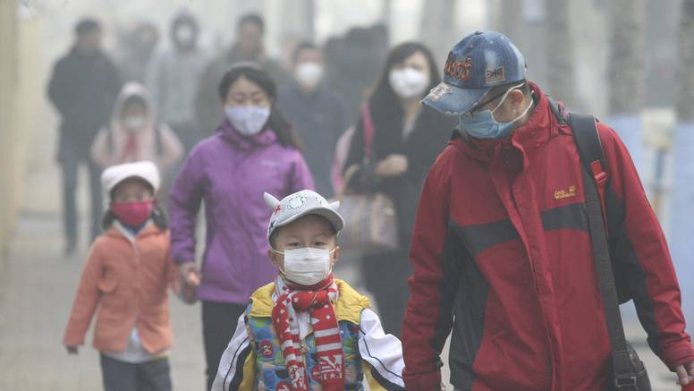 Zagađeni zrak uzrokuje porast biomarkera srčanih bolesti