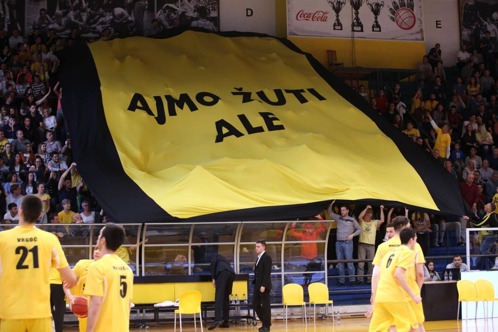 Split: Split i Cibona u drugoj utakmici polufinala HT Premijer lige
