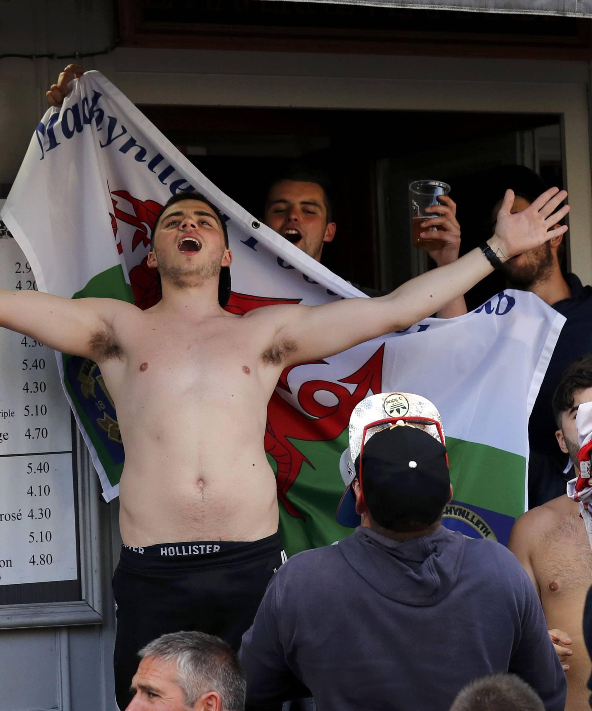 Euro 2016 - Fans