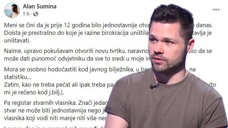 Osnivač Nanobita i hrvatska birokracija: 'Ne treba pečat, ali ipak treba. Ma ovo je horor!'