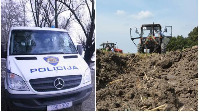 Kod Umaga traktorom izorao ručnu bombu, policija je uništila