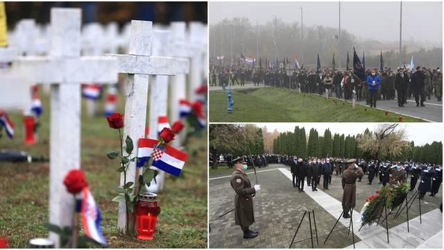 Završila Kolona sjećanja: Počast žrtvama dalo oko 10.000 ljudi