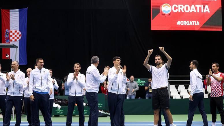 Završnica Davis Cupa u tri grada: Naši će igrati u Torinu