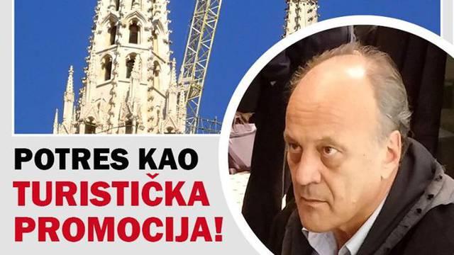 Bandić dao Sedlaru 242.000 kn za snimanje filma o potresu?
