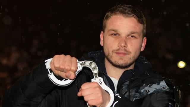 Banja Luka: Performansom kolektivnog hapšenja ukazano na problem kretanja, mišljenja i govora