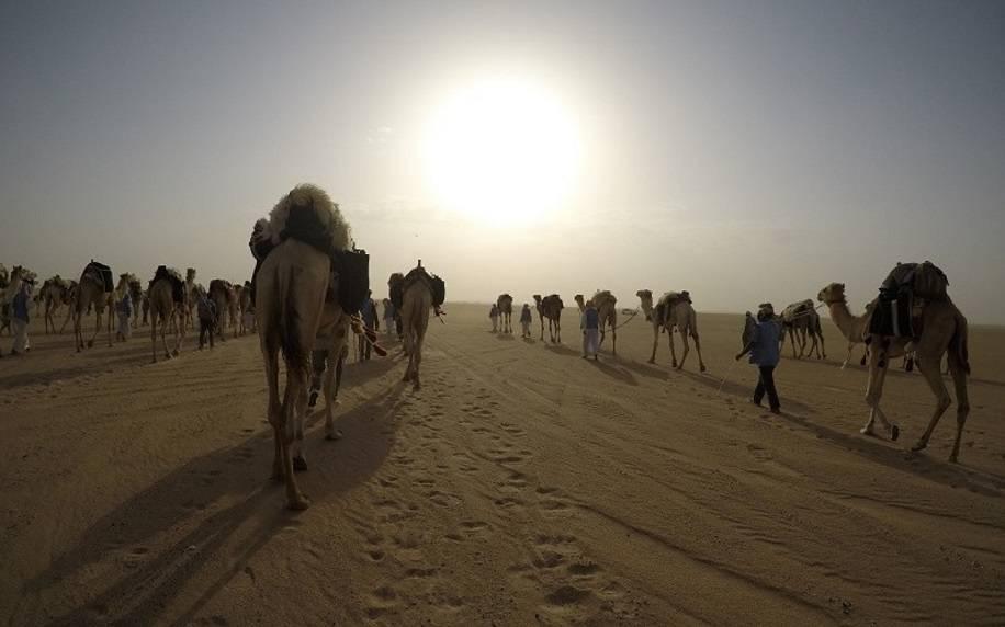 'Prešao sam 600 km pustinje u samo 25 dana - to je bio raj...'