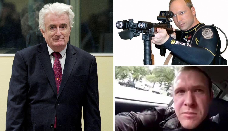 Karadžićevi učenici zla: Breivik je dao promijeniti ime u 'Idiot'!