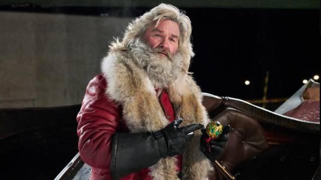 Kurt Russel kao Djed Mraz
