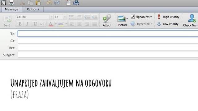 Uspjeli smo dešifrirati poslovne mailove: Što znači kad ti kolega napiše 'unaprijed zahvaljujem'