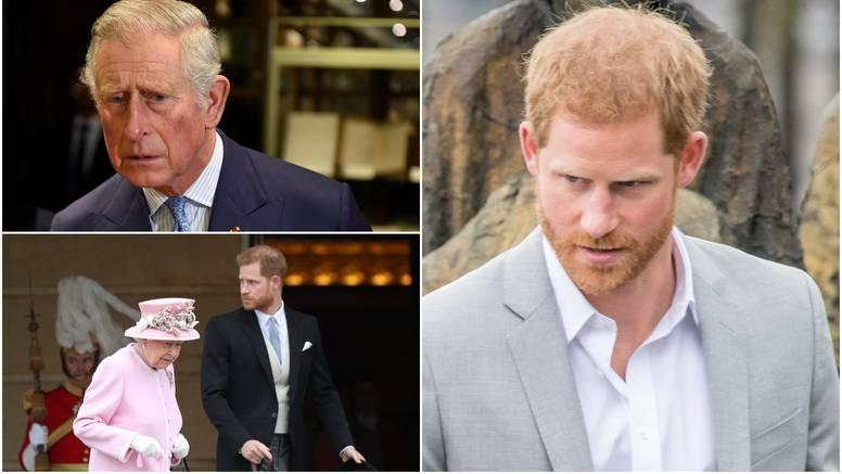 Harry u dokumentarcu napao Charlesa i uznemirio kraljicu: Bio si loš otac, sve si radio krivo