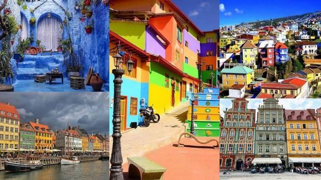 10 najšarenijih gradova svijeta