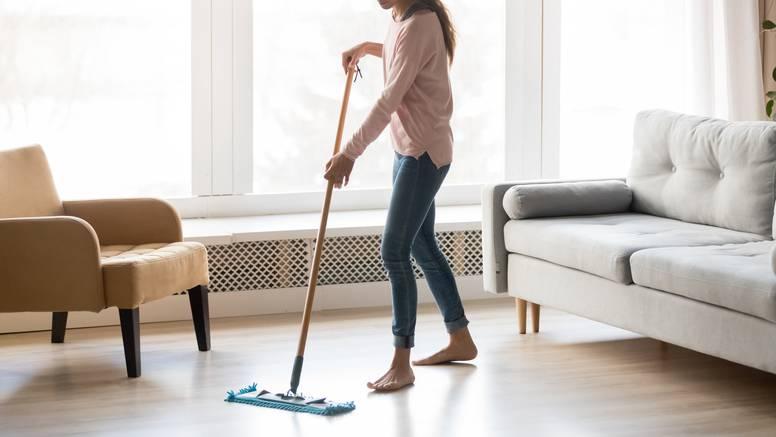 Površine u domu koje i nije baš najpametnije čistiti s vodom