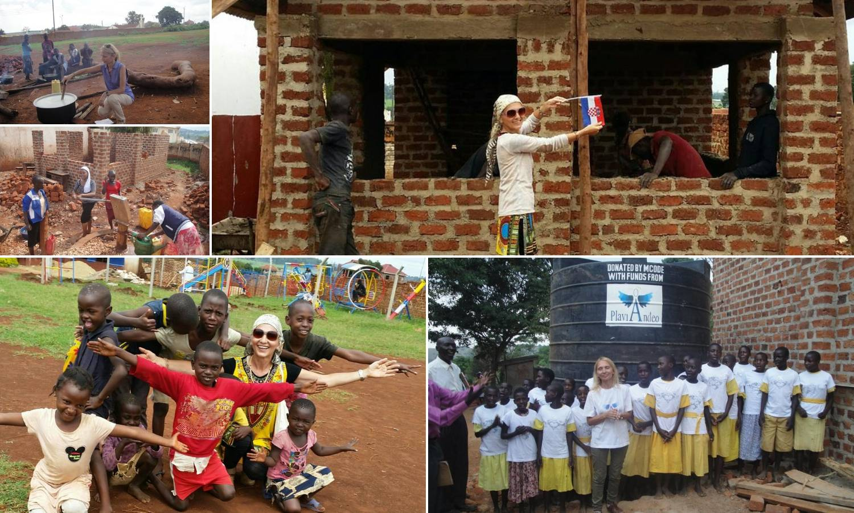 Dragica gradi školu u Ugandi u spomen na svog poginulog sina