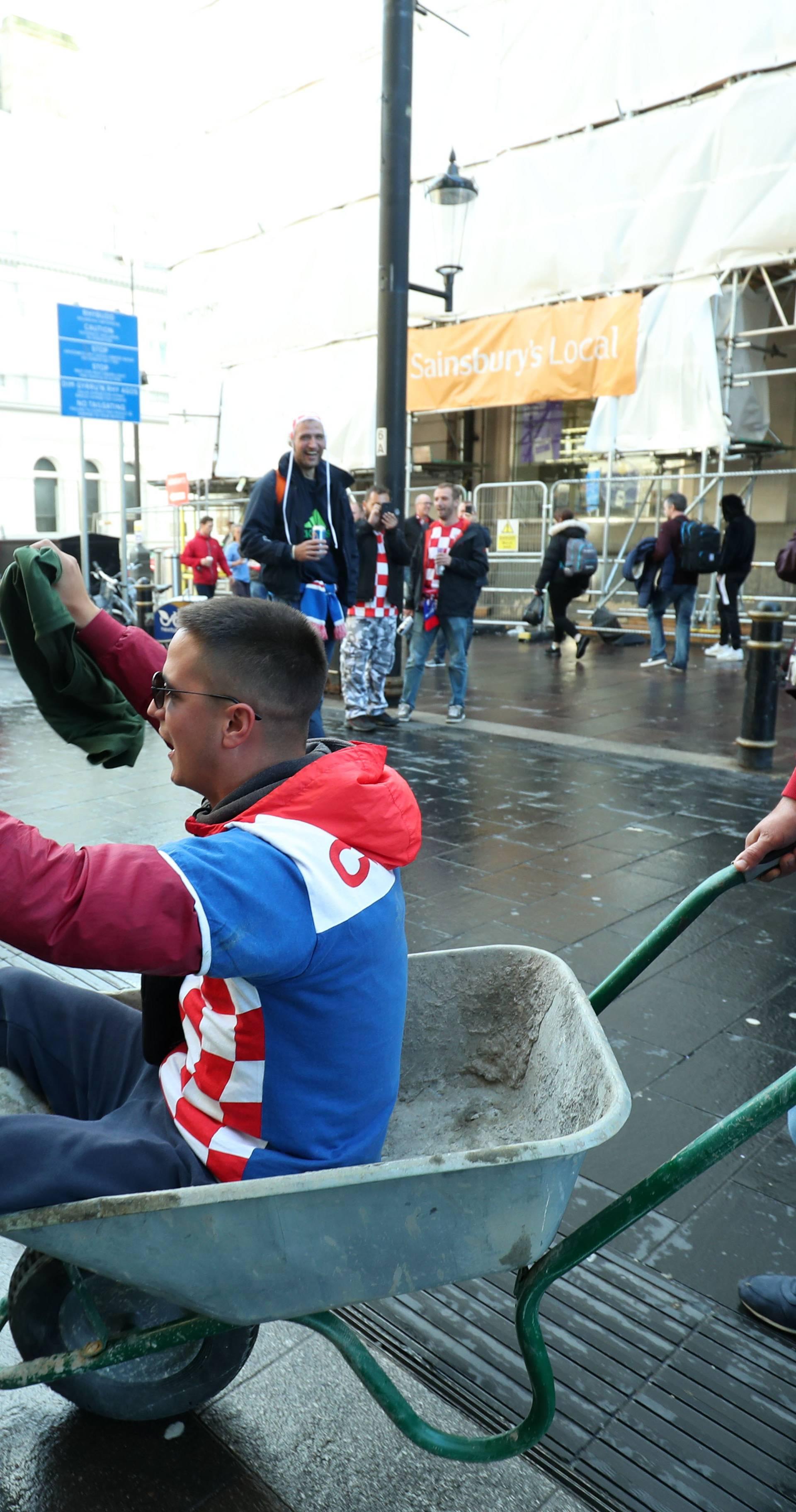Na stadion samo trijezni, bez kapa, marama, pa čak i šalova