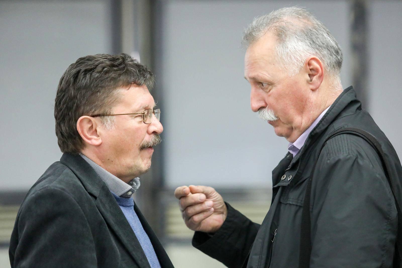 Zagreb: Čelnici obrazovnih sindikata dolaze u Ministarstvo rada na pregovore