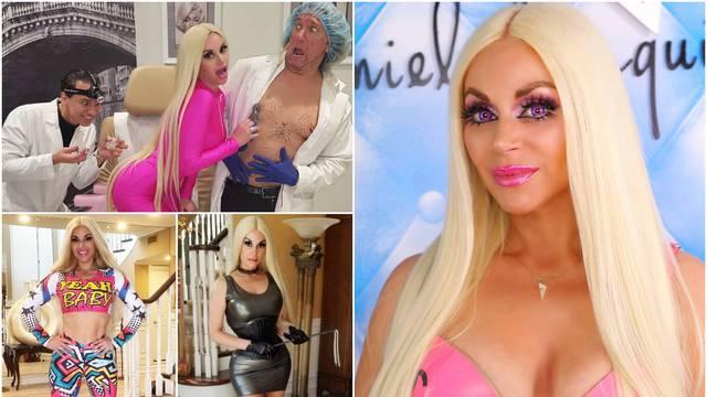 Želi biti kao Barbika: 'To mi je opsesija, ali sva sam prirodna'