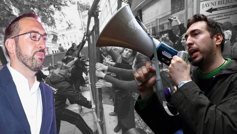 Prije točno 11 godina Tomašević je vodio prosvjed u Varšavskoj, odzvanjalo je 'Bandiću, lopove'
