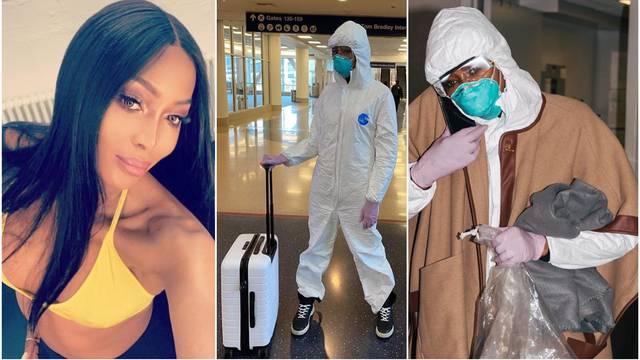 Naomi zbog korone odustala od golotinje: Panično dezinficira...
