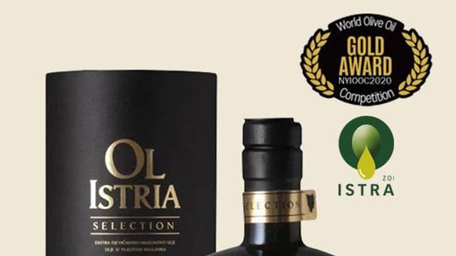 Istarsko maslinovo ulje osvojilo zlato na svjetskom natjecanju