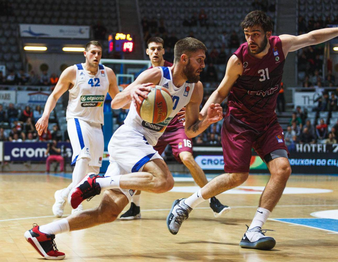 Zadar: Poništite prvenstvo, ne želimo titulu osvojiti za stolom