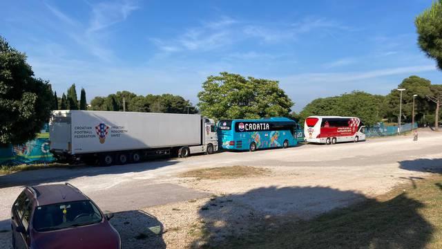 Zlatko Dalić parkirao autobus: Luka Modrić propustio trening?!