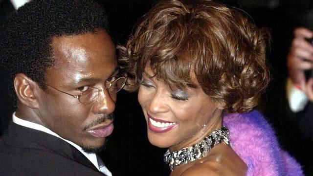 Oscars Vanity Fair Whitney & Bobby