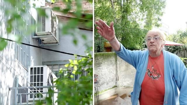 'Mi smo spustili lopova koji je zaglavio na klimi u Zagrebu'