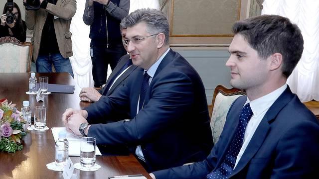 Šeksov posinak opet izabran za potpredsjednika mladeži EPP-a