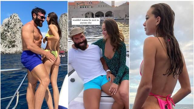 Milijunaš Dan Bilzerian je opet monogaman: S manekenkom slavio uz fotke iz Dubrovnika