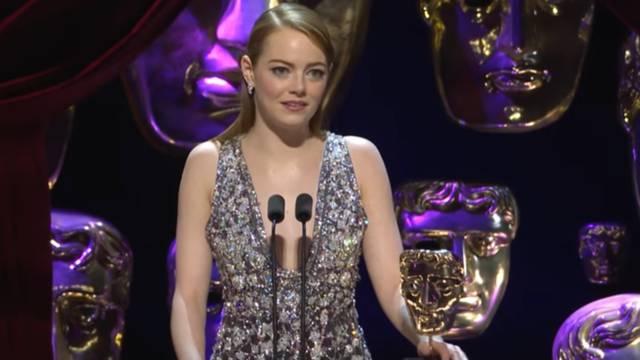'La La Land' briljirao i na Bafti, Emma  Stone najbolja glumica