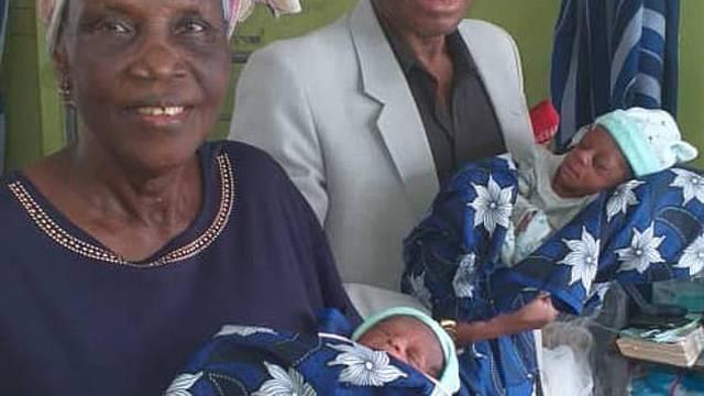 Rodila je blizance u 69. godini: 'Nadahnuo nas je san o slavi'